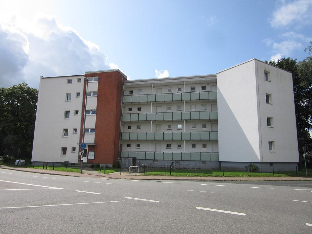 Geschosswohnungsbau in der Hans-Böckler-Straße