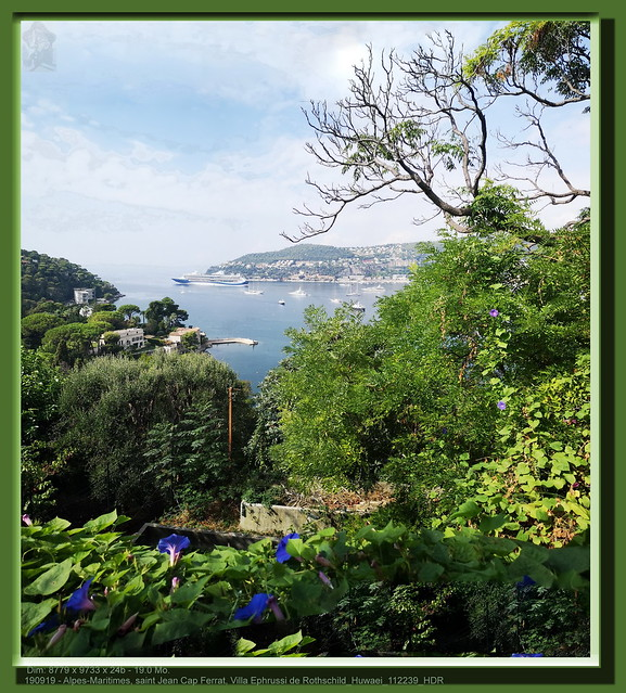 Alpes Maritimes, Saint-Jean-Cap-Ferrat