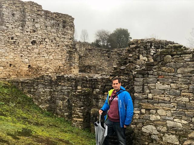 Sele en la villa romana de Veranes (Gijón)