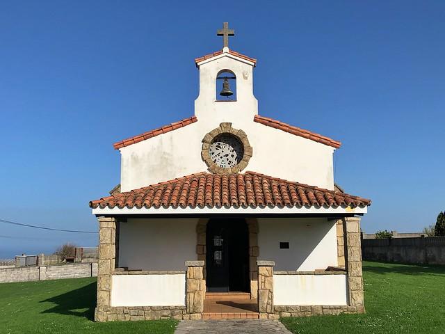Capilla de la Virgen de la Providencia en Gijón (Asturias)