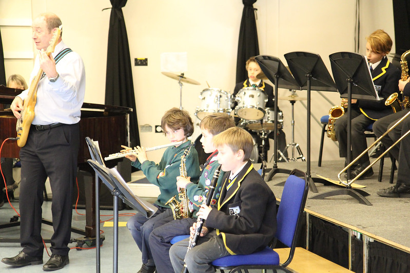 Lunchtime Concert Lent Term 2020