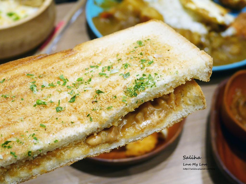 新北板橋早餐店早安公雞農場晨食好吃必吃早午餐brunch漢堡吐司 (2)