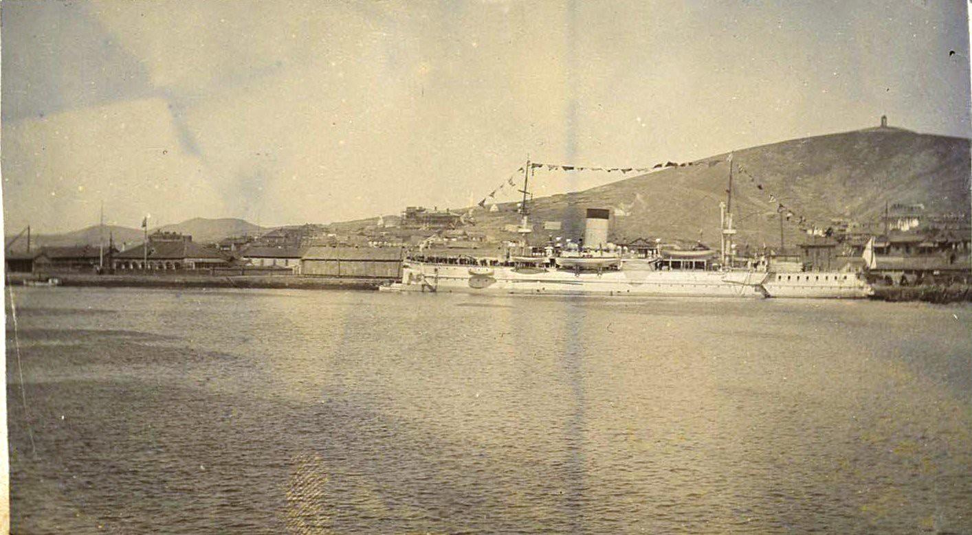 04. Корабли в гавани
