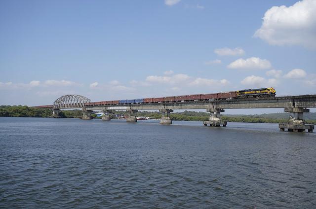IR 70326 Mandovi River,Old Goa