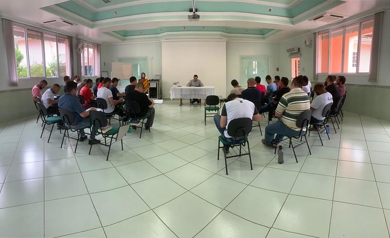 Retiro anual dos seminaristas de Guarulhos - 2020