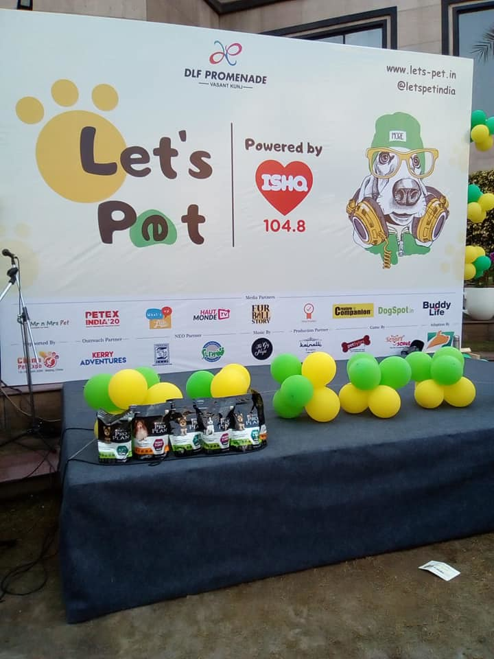 STRAW's Participation at the Let's Pet Carnival