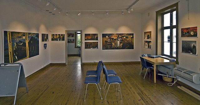 From my Photo exhibition in Lillesand