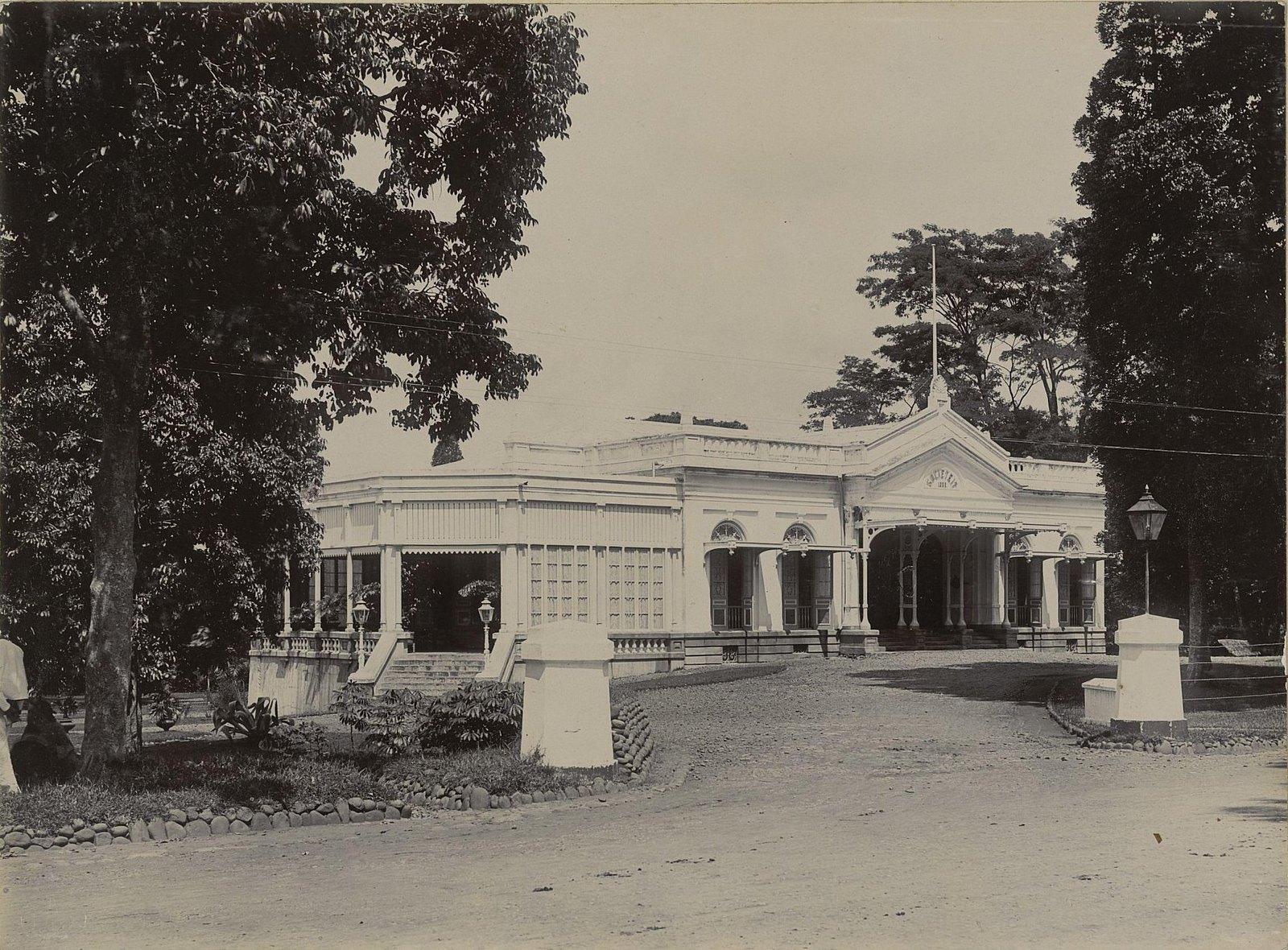 08. Индонезия. Богор