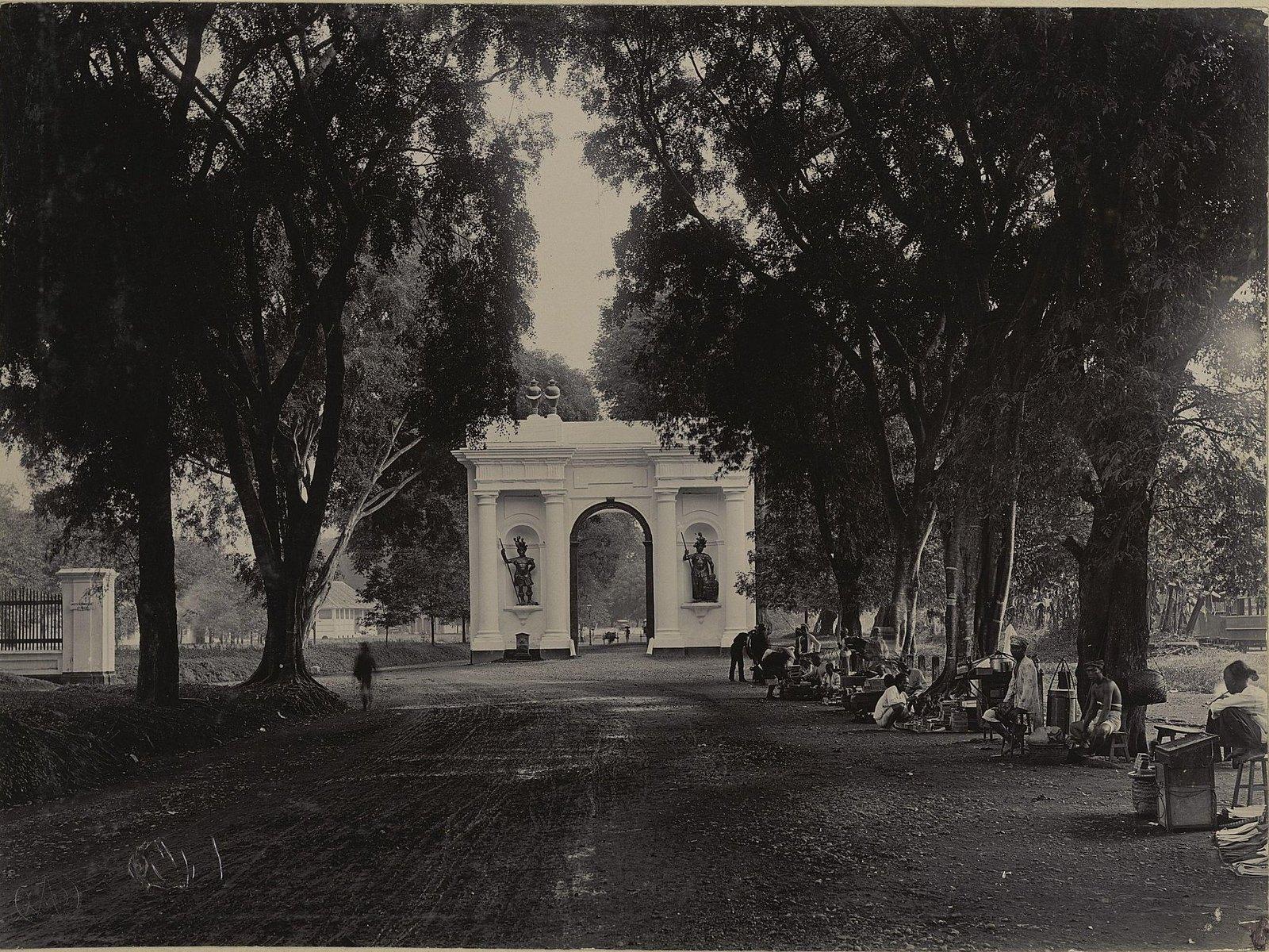 05. Индонезия. Батавия. Амстердамские ворота