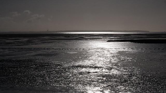 Soleil sur Bassin à Andernos