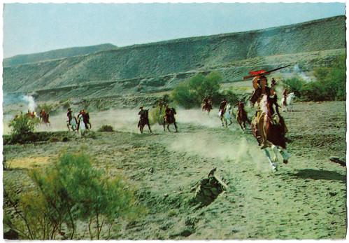 Dan Martin in Der Letzte Mohikaner (1965)