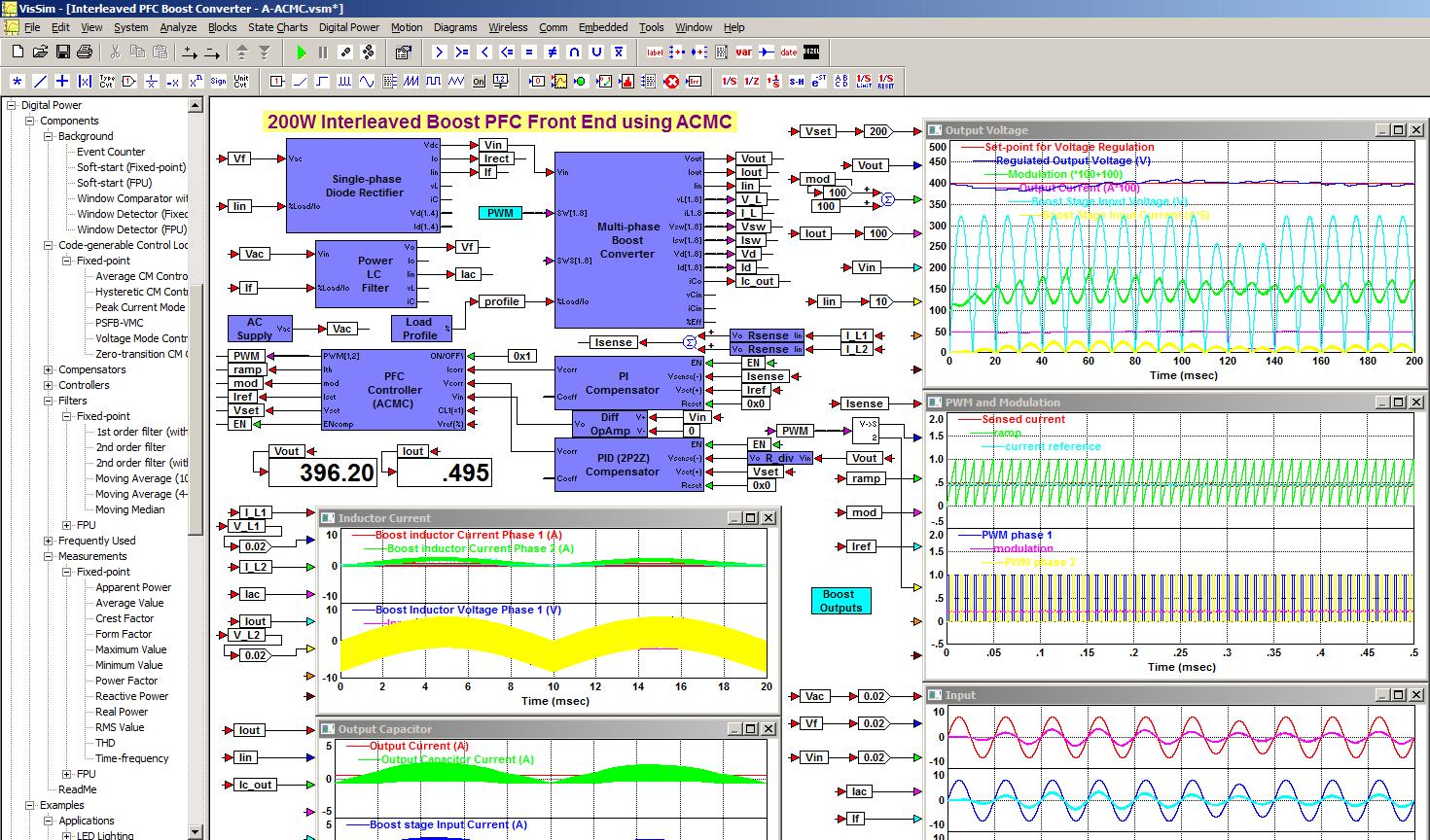 Working with VisSim 6.0 full license