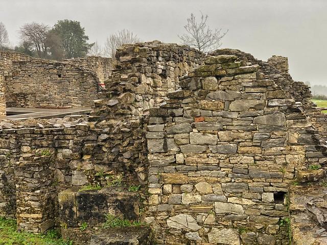 Ruinas de la villa romana de Veranes (Concejo de Gijón)