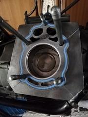 Guarnizione testata motore Guzzi V50