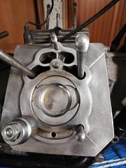 Pistone e cilindro Moto Guzzi V50