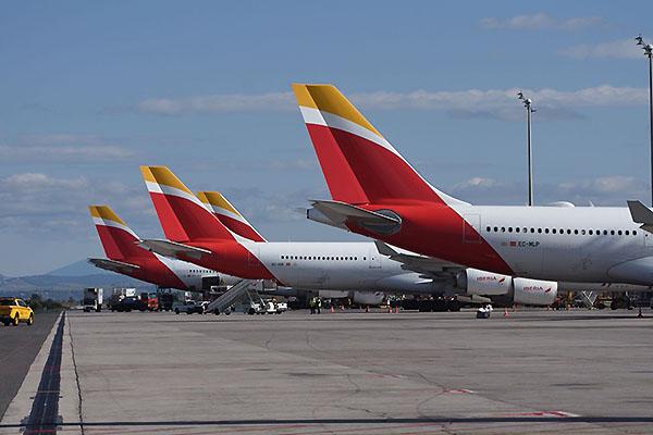 Iberia hub MAD (Iberia)