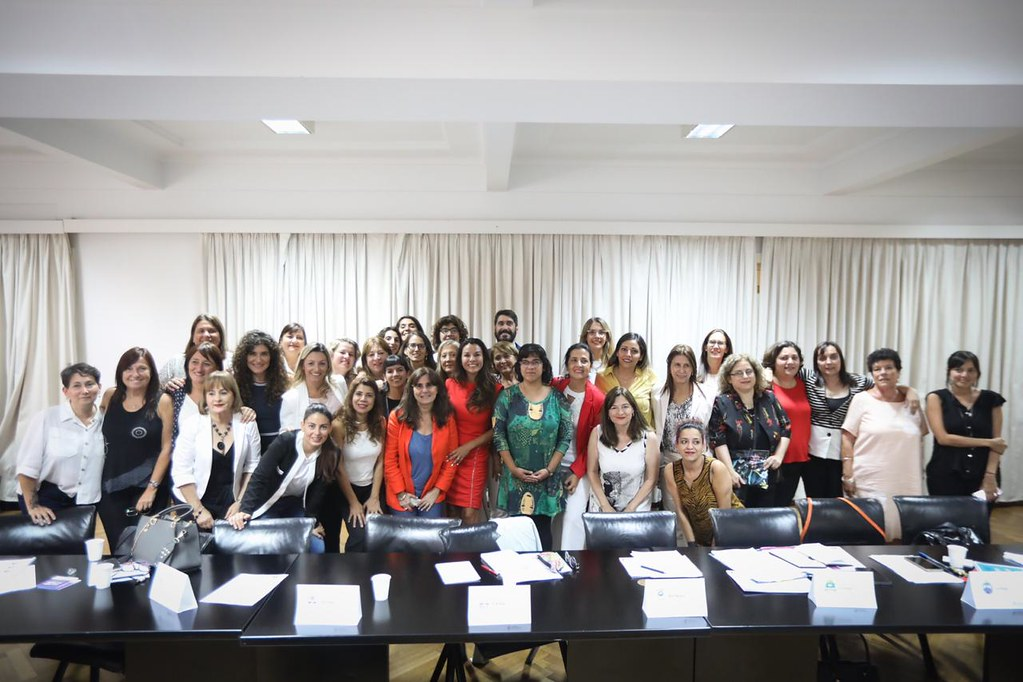 2020-01-10 GOBIERNO: Consejo Federal de Mujeres