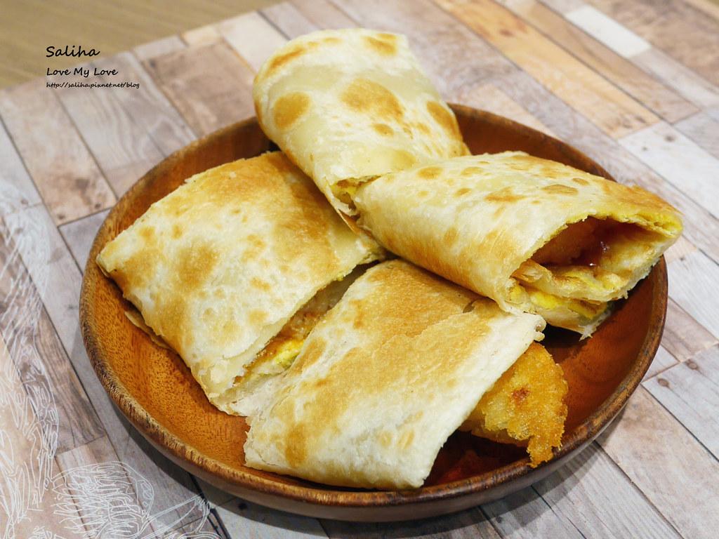 新北板橋不限時餐廳早午餐美食好吃早餐店早安公雞新埔站 (1)