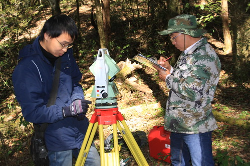 Tue, 12/31/2013 - 13:54 - Positioning by total station