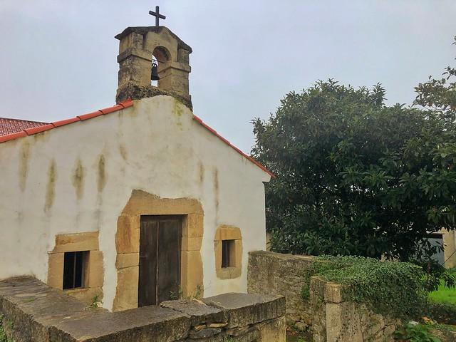 Parroquia de la Virgen de la O en Trubia (Concejo de Gijón)