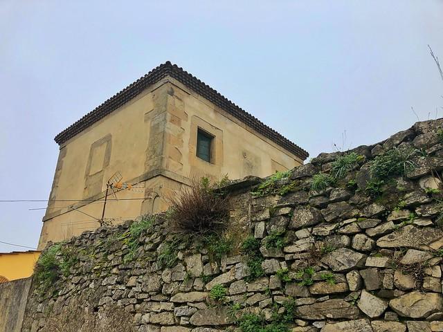 Antigua residencia de los Álvarez de las Asturias en Trubia (Concejo de Gijón)