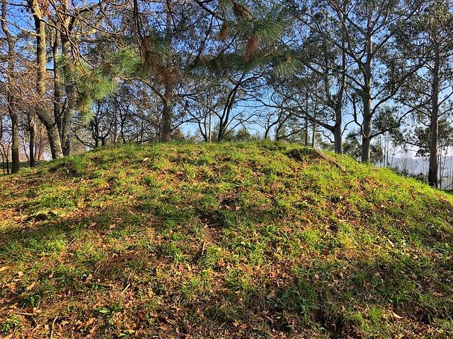 Túmulo neolítico del Monte Deva (Gijón)