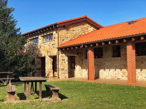 Centro de Interpretación de la Naturaleza del Monte Deva (Gijón)