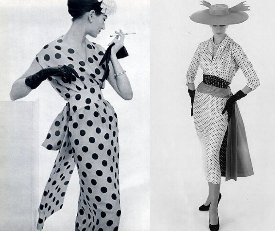 Polka Dots - 1950s