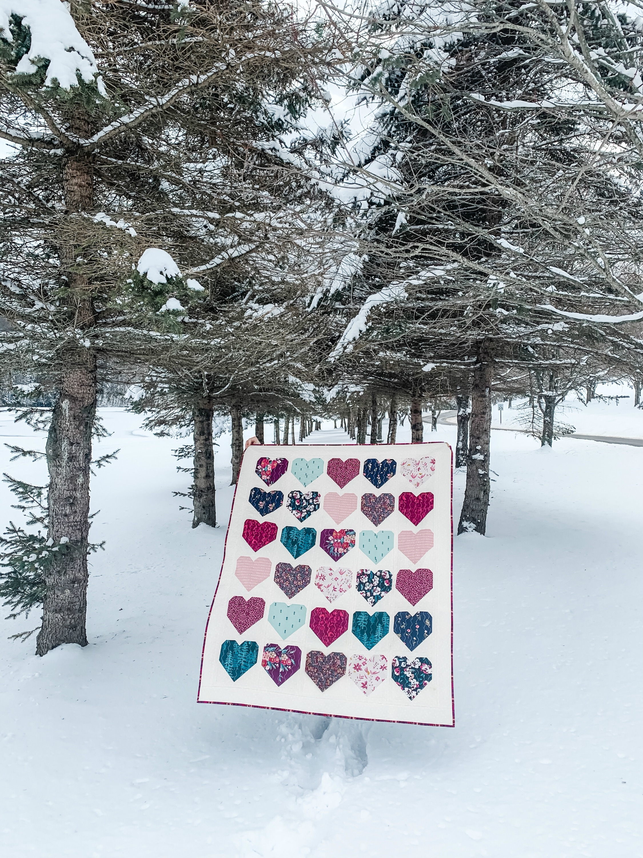 My AGF Love Quilt