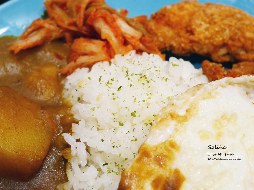 新北板橋美食好吃早餐店餐廳早安公雞早午餐麵店雞腿飯 (1)
