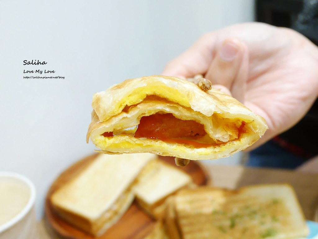 台中連鎖早餐店來台北全台十大早餐店推薦早安公雞板橋店 (2)