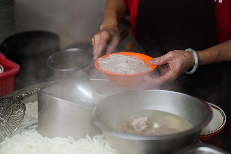 水產米苔目