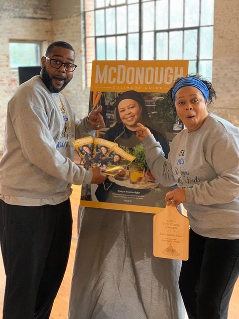 2020 Top Plates Awards of McDonough