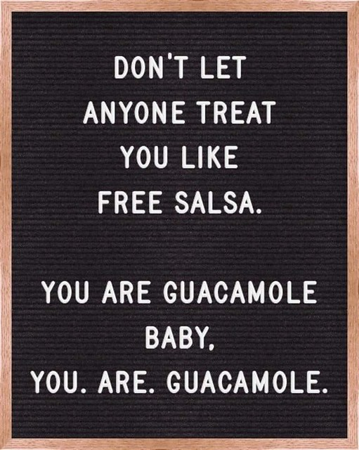 You Are Guacamole