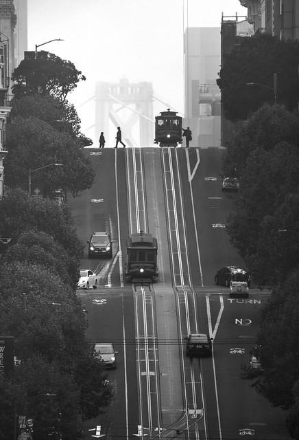 Good morning California Street!