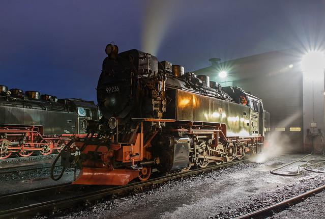 HSB 99 236 en 99 234 Wernigerode