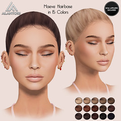 ALANTORI | Maeve Hairbase in 15 Colors