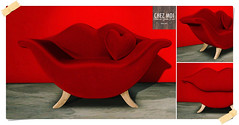 Lip Love Couch CHEZ MOI
