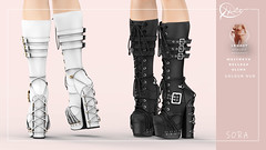 : CULT : Sora Boot with HUD