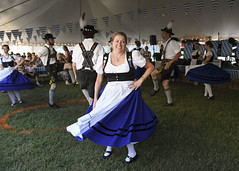 Eustis families celebrate Oktoberfest