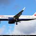 G-EUYS  -  Airbus A320-232 (SL)  -  British Airways  -  LHR/EGLL 11-2-20