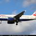 G-EUPA  -  Airbus A319-131  -  British Airways  -  LHR/EGLL 11-2-20