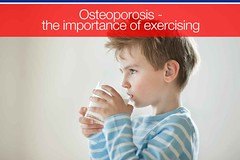 Osteoporosis - the importance of exercising
