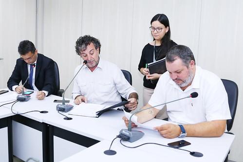 1ª Reunião - Ad Referendum - Comissão Especial de Estudo - Direitos trabalhistas dos servidores e empregados públicos municipais
