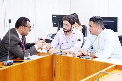 2ª Reunião Ordinária - Comissão de Legislação e Justiça