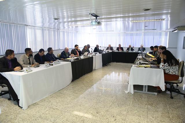 11 e 12/02/2020 - 332ª (CCCXXXII) Sessão Plenária Ordinária do CFMV – Sede do CFMV