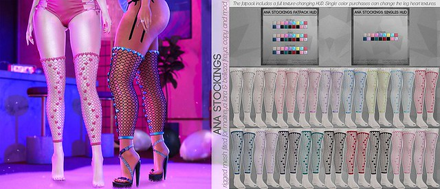 Caboodle aron Stockings