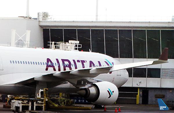Air Italy A330-200 JFK (RD)