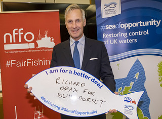 UK fishing industry parliamentary lobby day | by Richard Drax MP