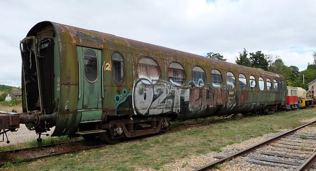 Vieux trains, Pacy sur Eure